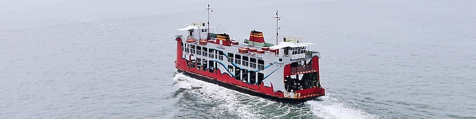 Penang port ferries