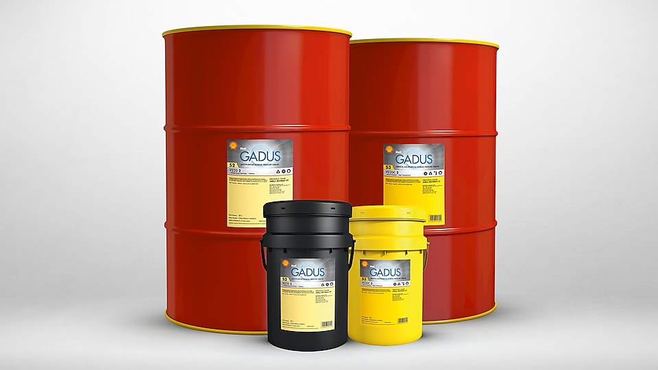 Greases, Shell Gadus