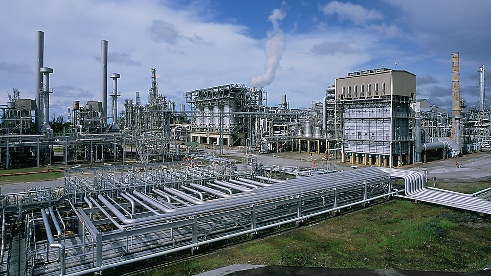 World's very first commercial gas to liquid plant