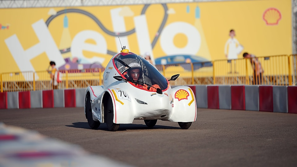 Make the Future Live event featuring Shell Eco-marathon Asia