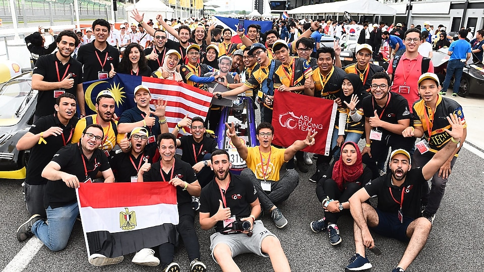 during day two of Shell Make the Future Live Malaysia 2019 at the Sepang International Circuit on Tuesday, April 30, 2019, south of Kuala Lumpur, Malaysia.