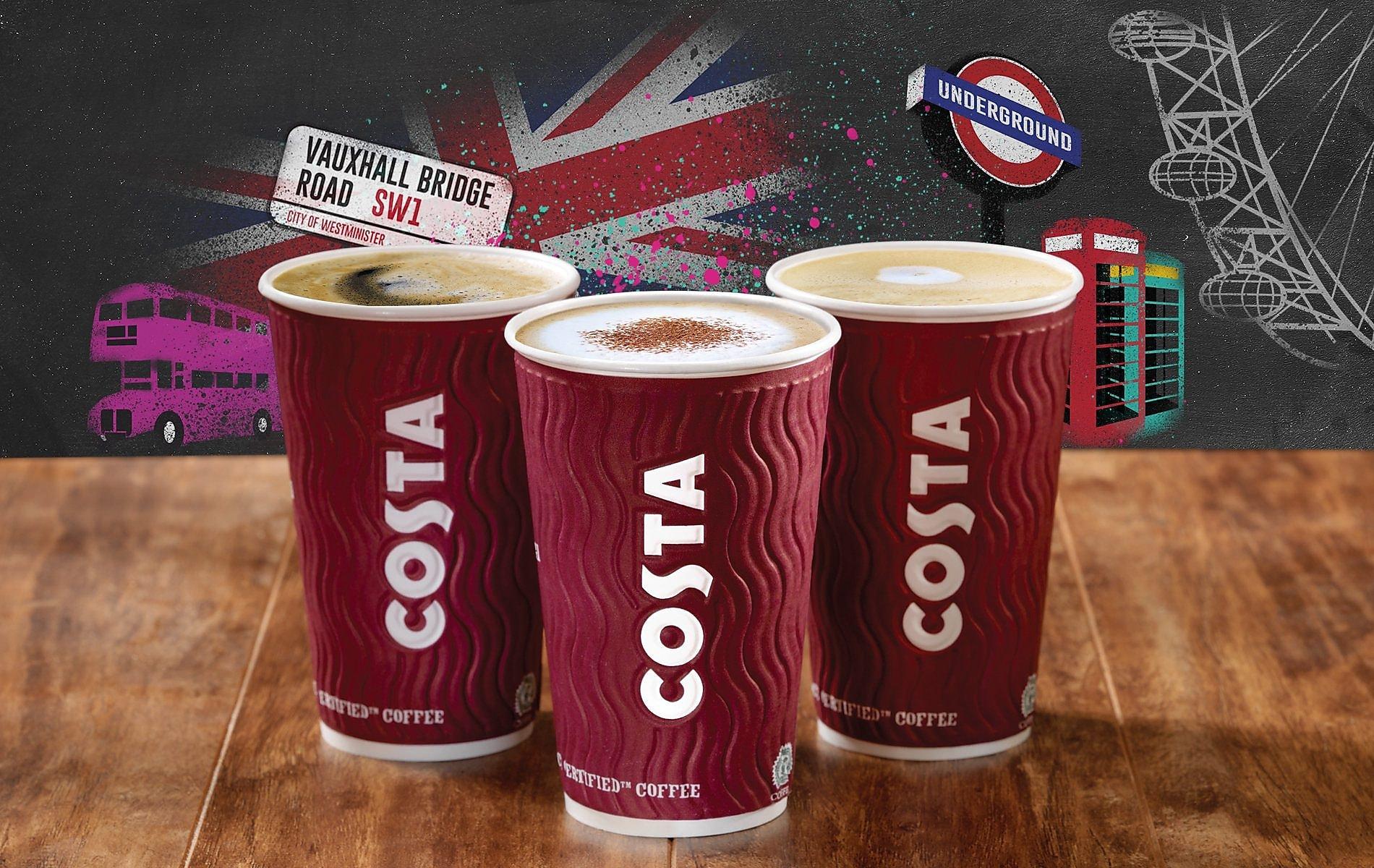 Londons Favourite Coffee Shell Malaysia
