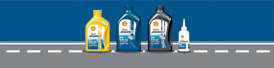 Shell Advance Scooter Oil | Shell Malaysia