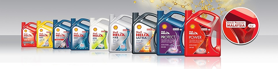 Types Of Oil For Cars >> Shell Helix Car Engine Oils Shell Malaysia