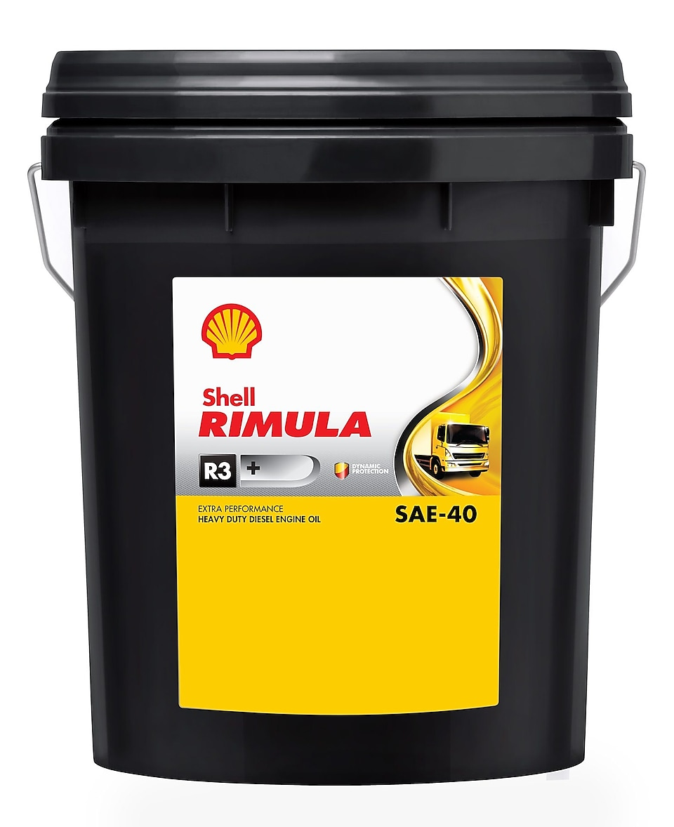 Packshot of rimula R3+