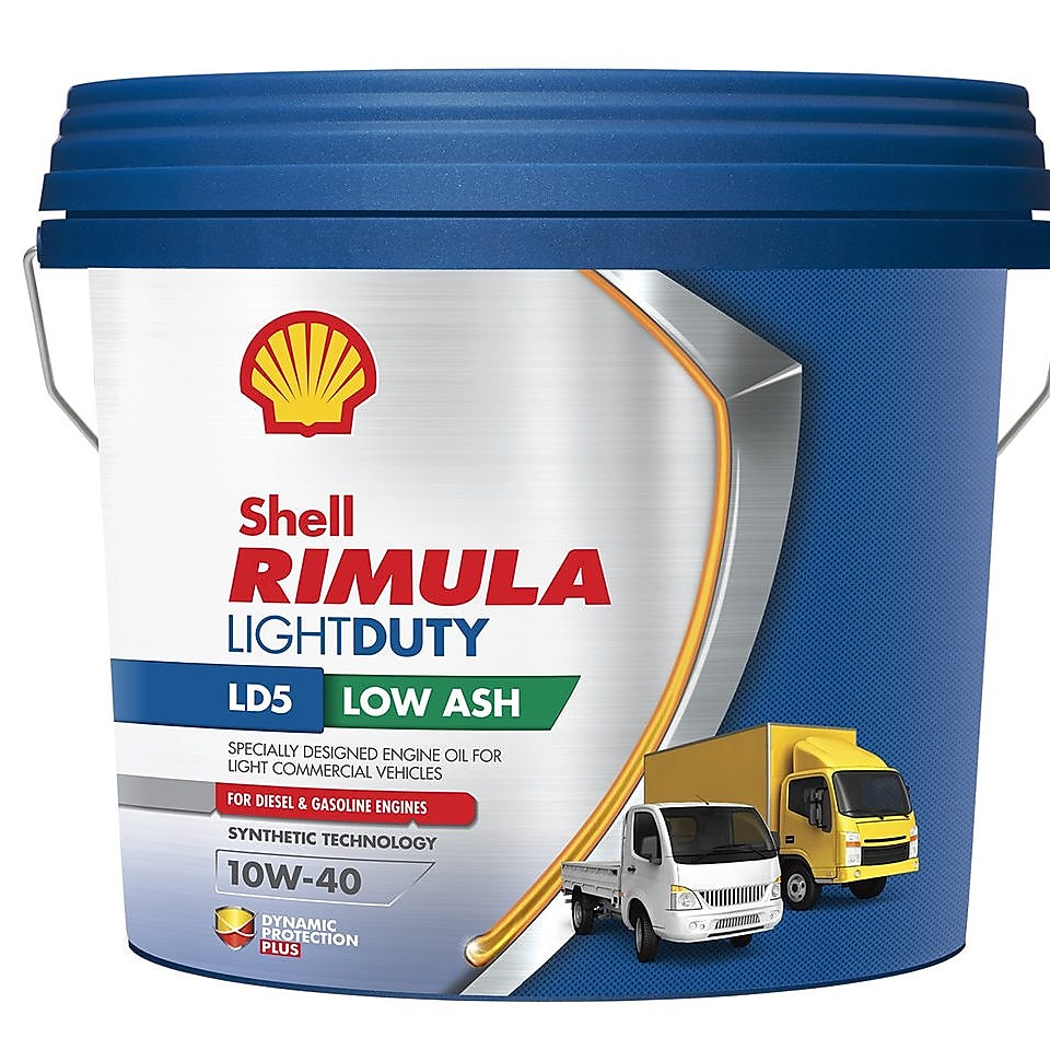 Shell Rimula Light Dut LD5
