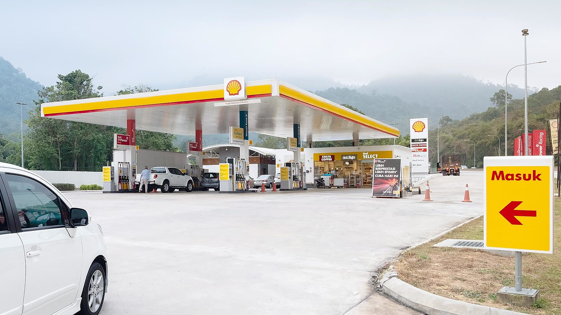 Shell Station Locator Shell Malaysia
