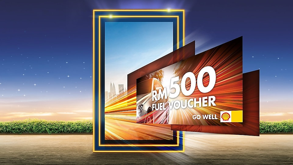 RM500 Fuels Vouchers are up for grabs!