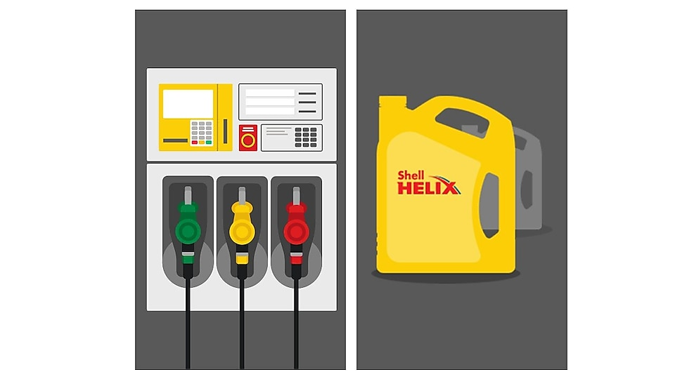 BonusLink Point collection is only applicable to purchases of Shell fuels and lubricants.